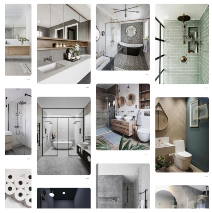 Badeværelse inspiration og ideer: 45 store & små badeværelser